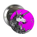 Magenta Dappled Unicorn 2.25