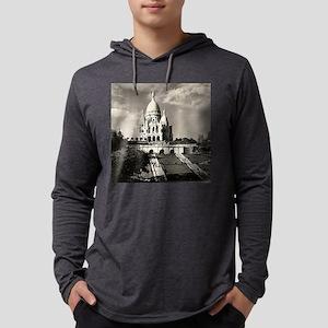 Sacré-Coeur de Montmartre in P Long Sleeve T-Shirt