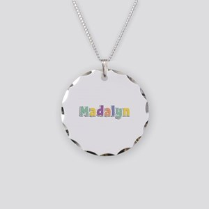 Madalyn Spring14 Necklace Circle Charm