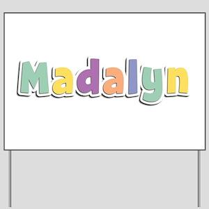 Madalyn Spring14 Yard Sign