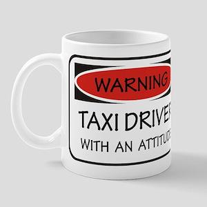 Attitude Taxi Driver Mug