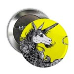 Dappled Unicorn Yellow 2.25