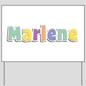 Marlene Spring14 Yard Sign