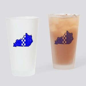 FOR THE BLUEGRASS Drinking Glass