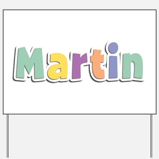 Martin Spring14 Yard Sign
