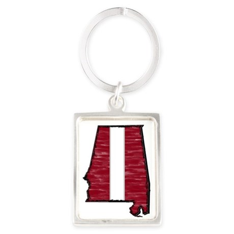 FOR ALABAMA Keychains
