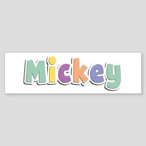 Mickey Spring14 Bumper Sticker
