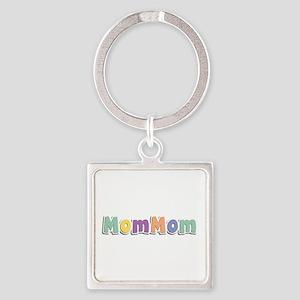 MomMom Spring14 Square Keychain