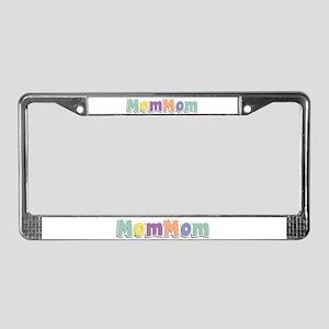 MomMom Spring14 License Plate Frame