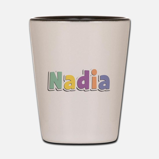 Nadia Spring14 Shot Glass