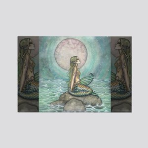 The Pastel Sea Fantasy Art Magnets