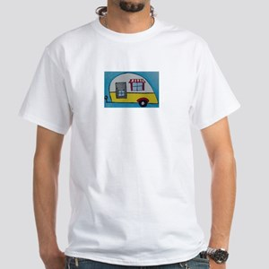 Teardrop Camper Plain T-Shirt