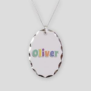 Oliver Spring14 Oval Necklace