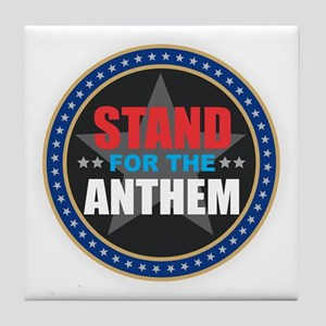 Stand for the Anthem Tile Coaster
