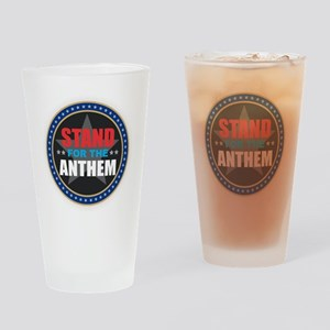 Stand for the Anthem Drinking Glass