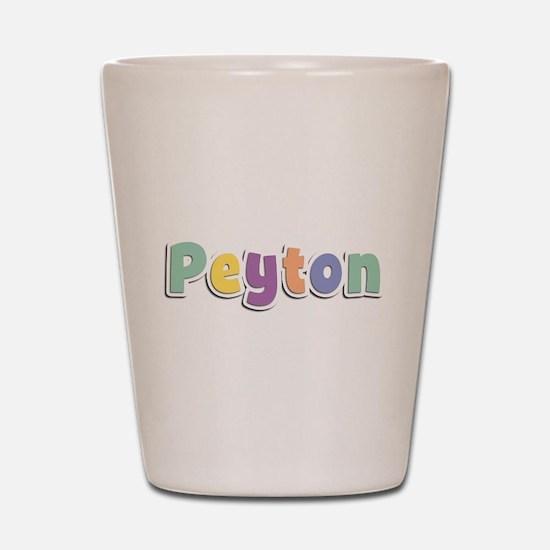 Peyton Spring14 Shot Glass