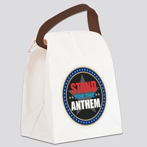 Stand for the Anthem Canvas Lunch Bag