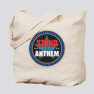Stand for the Anthem Tote Bag