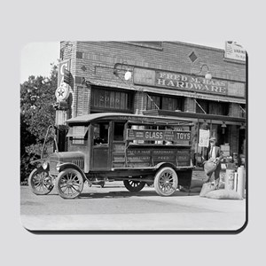 Hardware Store Delivery Truck, 1924 Mousepad