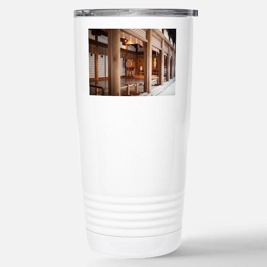 Kasuga-taisha Stainless Steel Travel Mug