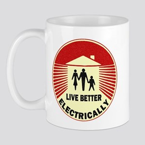 Electric Living Mug