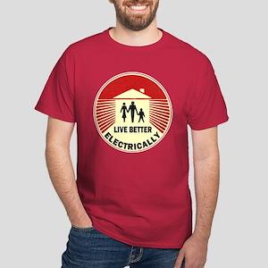 Electric Living Dark T-Shirt