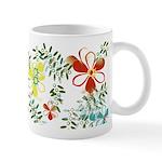 Wild Flowers Mugs