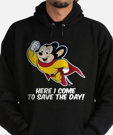 Mighty Mouse Save the Day Sweatshirt