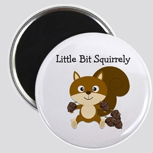 Squirrely Magnet