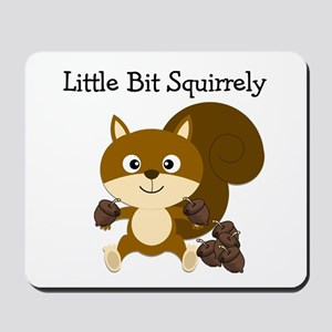 Squirrely Mousepad