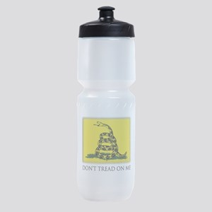 Gadsden Flag Sports Bottle