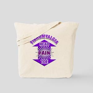 FIBROMYALGIA PAIN Tote Bag