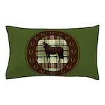 Horse Design by Chevalinite Pillow Case