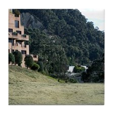 Bogota Monastery Tile Coaster
