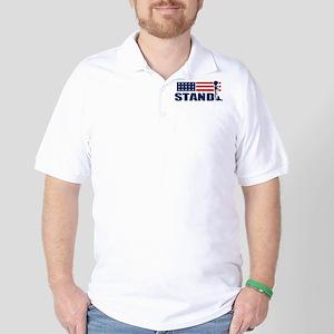 STAND Polo Shirt