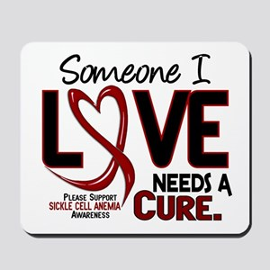 Sickle Cell Anemia NeedsaCure2 Mousepad