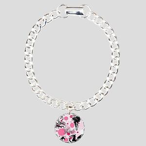 Fantasy in Pink Bracelet
