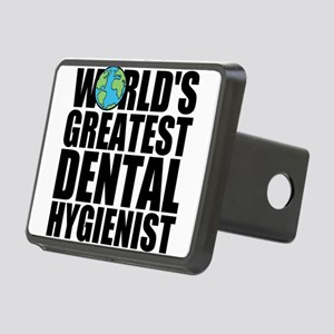 World's Greatest Dental Hygienist Hitch Cover