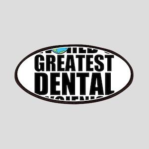 World's Greatest Dental Hygienist Patch