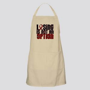 Sickle Cell Anemia LosingNotOption1 Apron