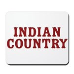 Indian Country Title Mousepad