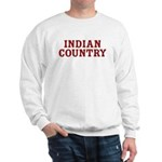 Indian Country Title Sweatshirt