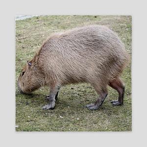 capybara Queen Duvet
