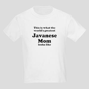 Javanese mom Kids Light T-Shirt