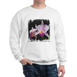 Orquidea Cattleya Trianae Sweatshirt