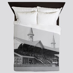 Churchill Downs, 1901 Queen Duvet
