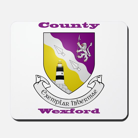 County Wexford Coa Mousepad
