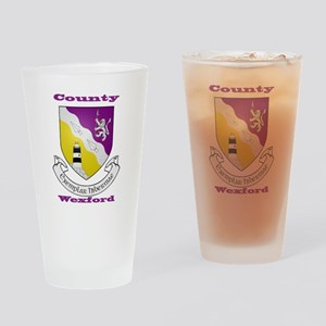 County Wexford COA Drinking Glass