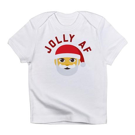 Emoji Jolly AF Infant T-Shirt