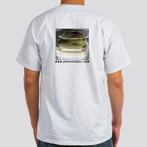 Scion tC Inverted01 Ash Grey T-Shirt
